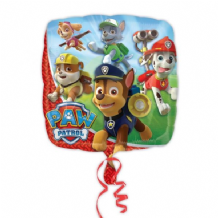 "Paw Patrol Foil Balloon (18"" Square) 1pc"